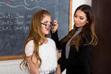 Melissa Moore & Miley Cole in Put the Ass in Class [Zip]